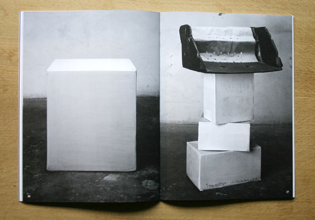 David Hominal: catalogue, 2007