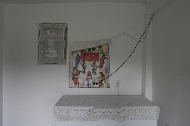 push up: Emilie Muller