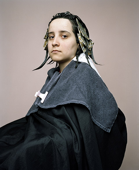 push up: Stefania Malorgio